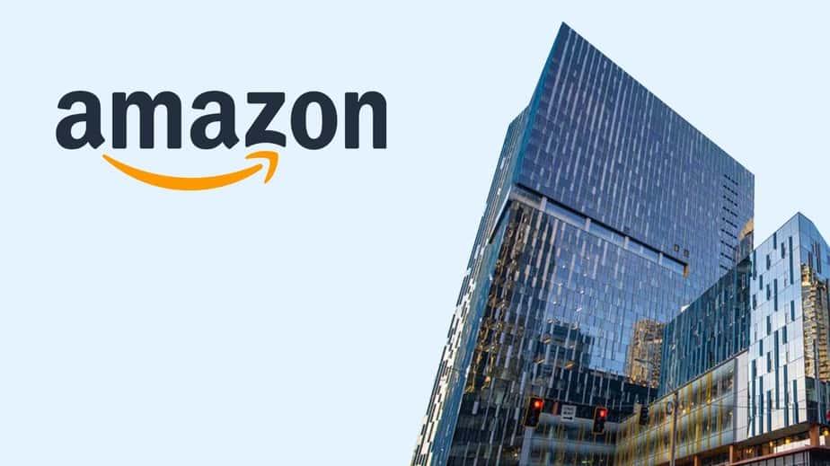 largest company amazon