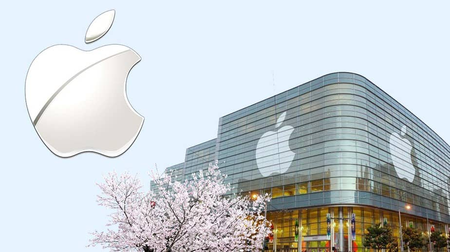 Apple one of the Biggest largest company in the world