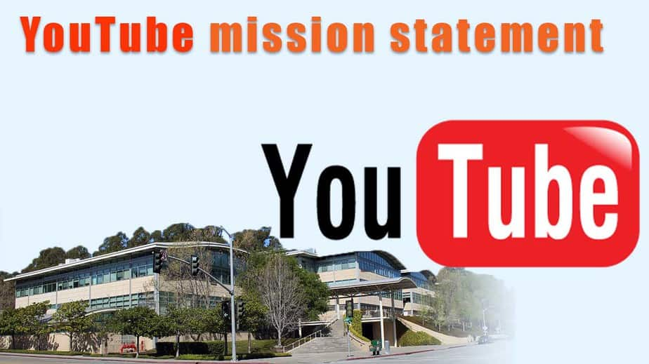 YouTube mission statement