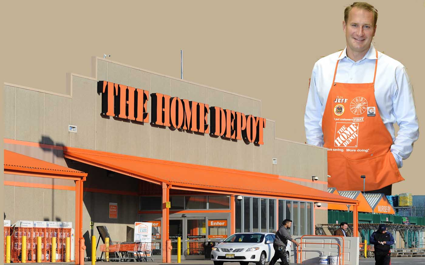 Home Depot Starting Pay